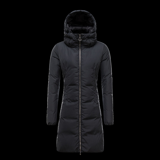 2016 Outlet Store - MONCLER WOMEN RENNE BLACK