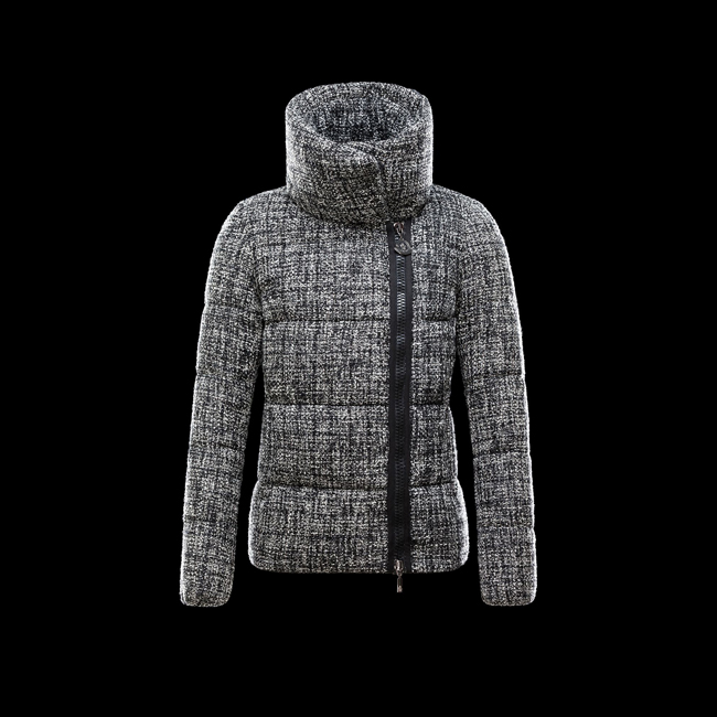2016 Outlet Store - MONCLER WOMEN ROCHERS BLACK