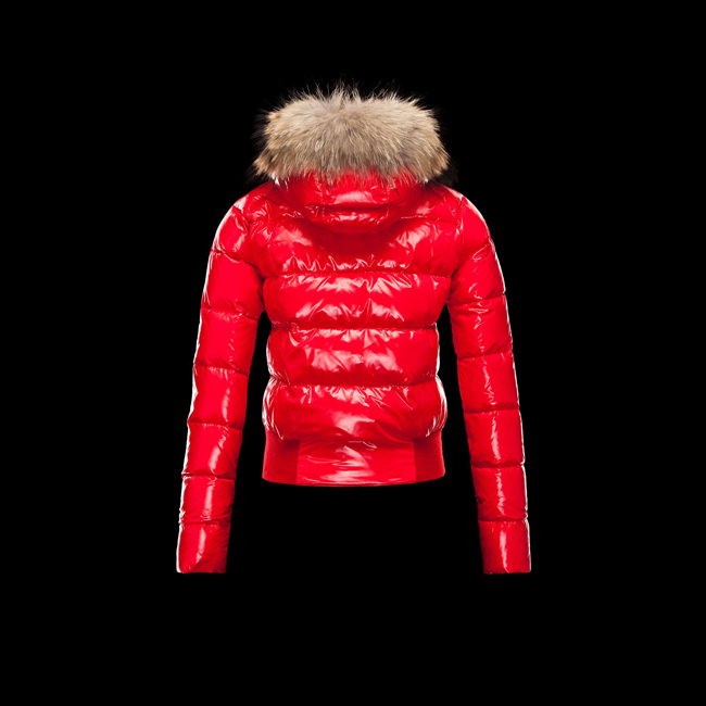 2016 Outlet Store - MONCLER WOMEN Alpin RED