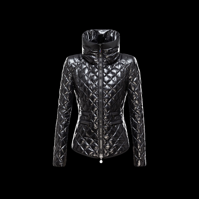 2016 Outlet Store - MONCLER WOMEN CHAMPETRE BLACK