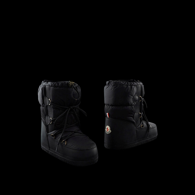 2016 Outlet Store - MONCLER WOMEN Ankle boots BLACK